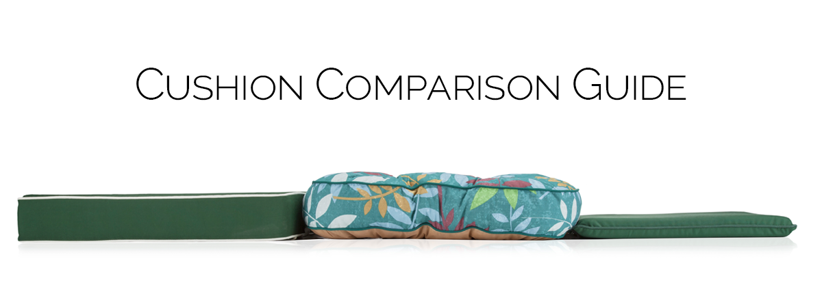 Cushion Comparison Guide