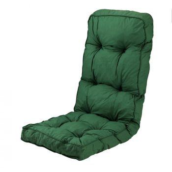 Classic Recliner Cushion in Green