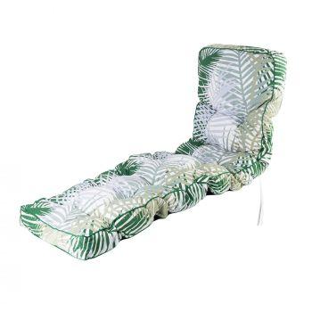 Classic Lounger Cushion Bamboo Leaf