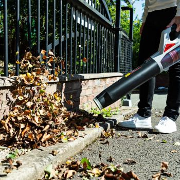 Vitinni 40V Cordless Leaf Blower with Rechargeable Battery and Charger