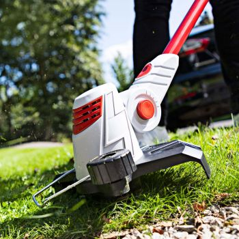 Vitinni 40V Cordless Grass Trimmer with Rechargeable Battery and Charger