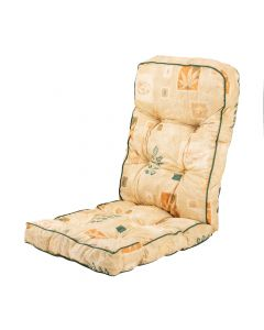 Classic Recliner Cushion in Leaf Beige