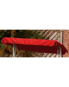 Replacement Canopy for 3 Seater Swing Seat - Red