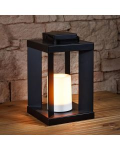 25.5cm Battery Operated Indoor Lantern
