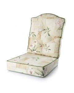 Denver Reading Chair Cushion - Harrogate Natural