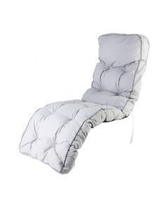 Classic Relaxer Cushion Grey