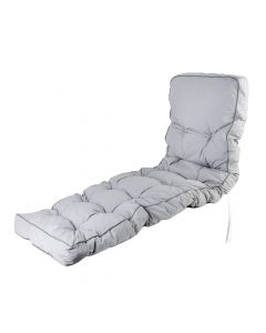 Classic Lounger Cushion Grey