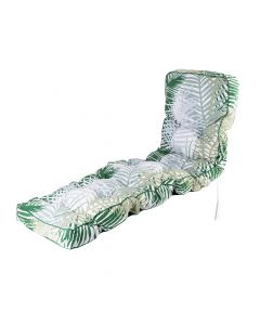 Classic Lounger Cushion Bamboo Leaf