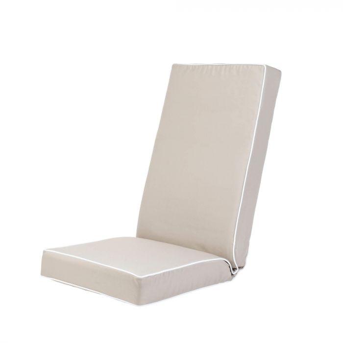 Luxury Garden Dining Chair Cushion, Garden Furniture Cushions
